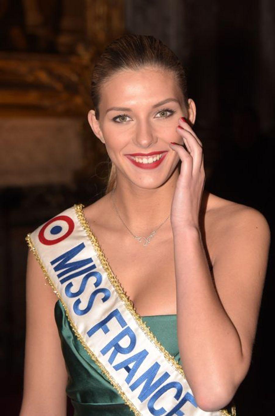 Camille Cerf à Versailles le 19 mars 2015