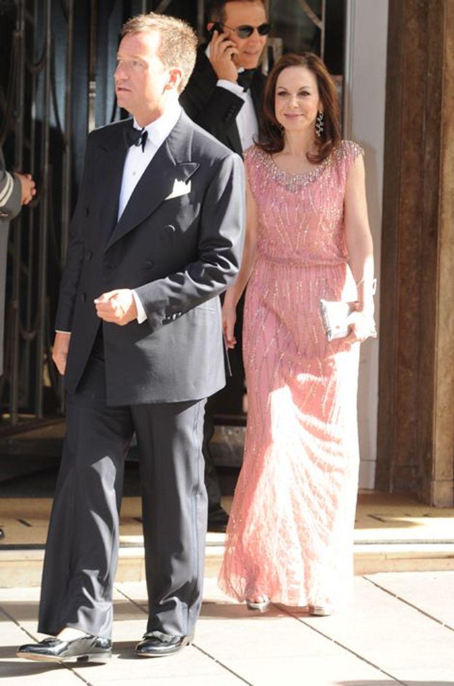 Le mariage de Nicky Hilton et de James Rothschild à Londres