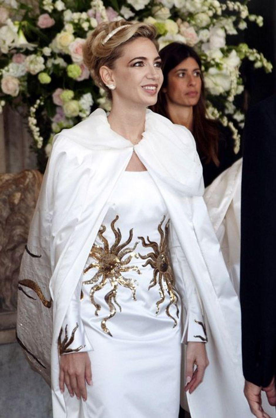 Le mariage de Joseph Getty et Sabine Ghanem à Rome
