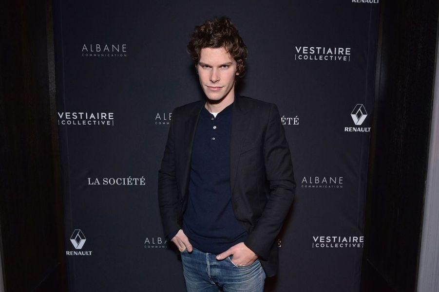Jean Baptiste Lafarge à Paris le 5 février 2015