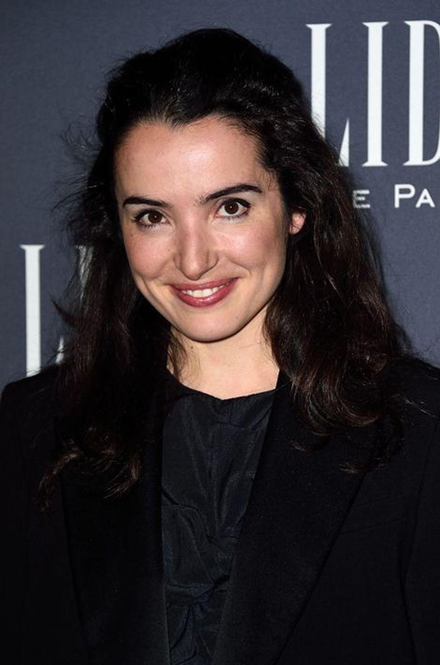 Isabelle Vitari à Paris le 8 avril 2015