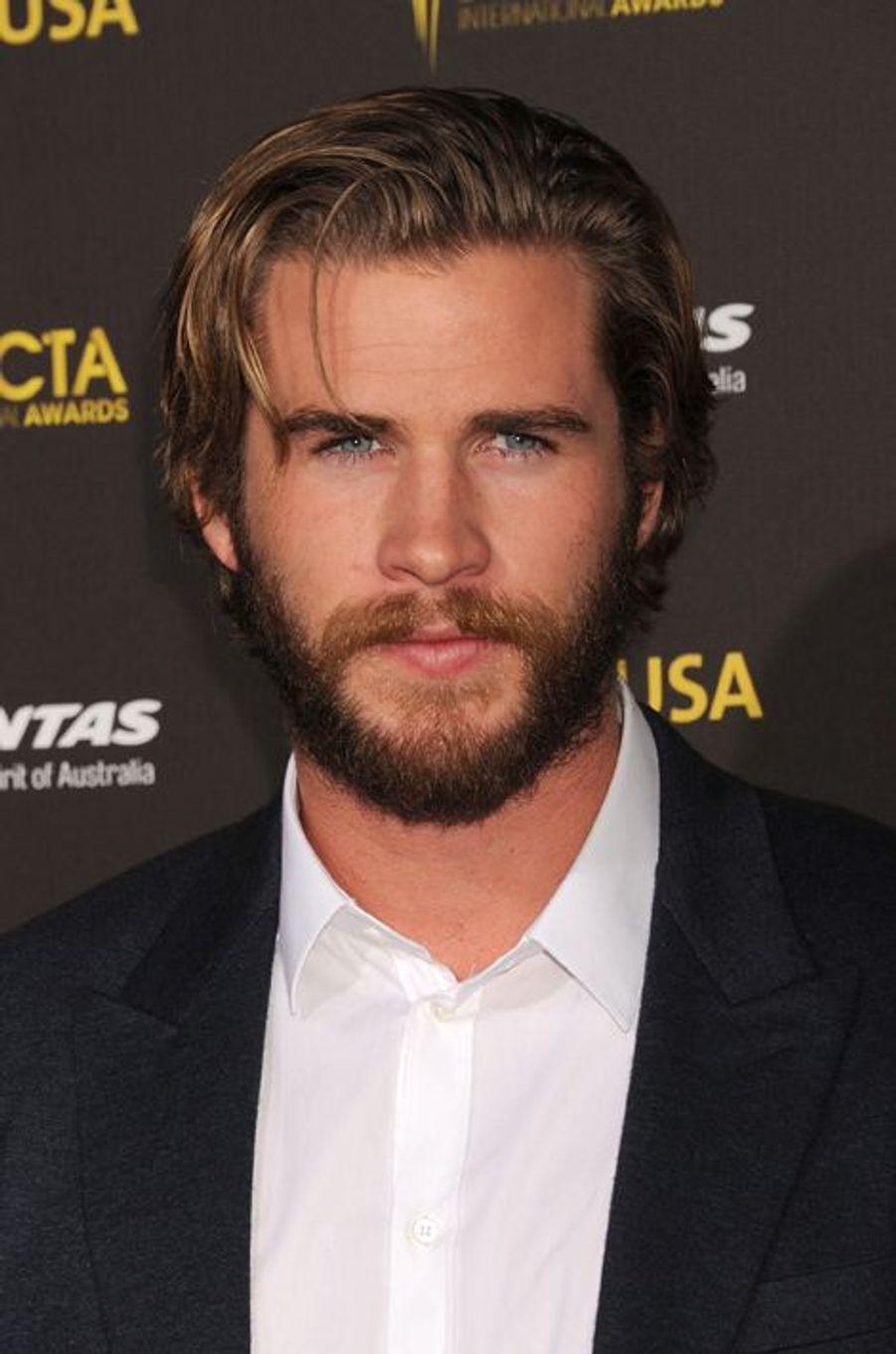 Liam Hemsworth à Los Angeles le 31 janvier 2015