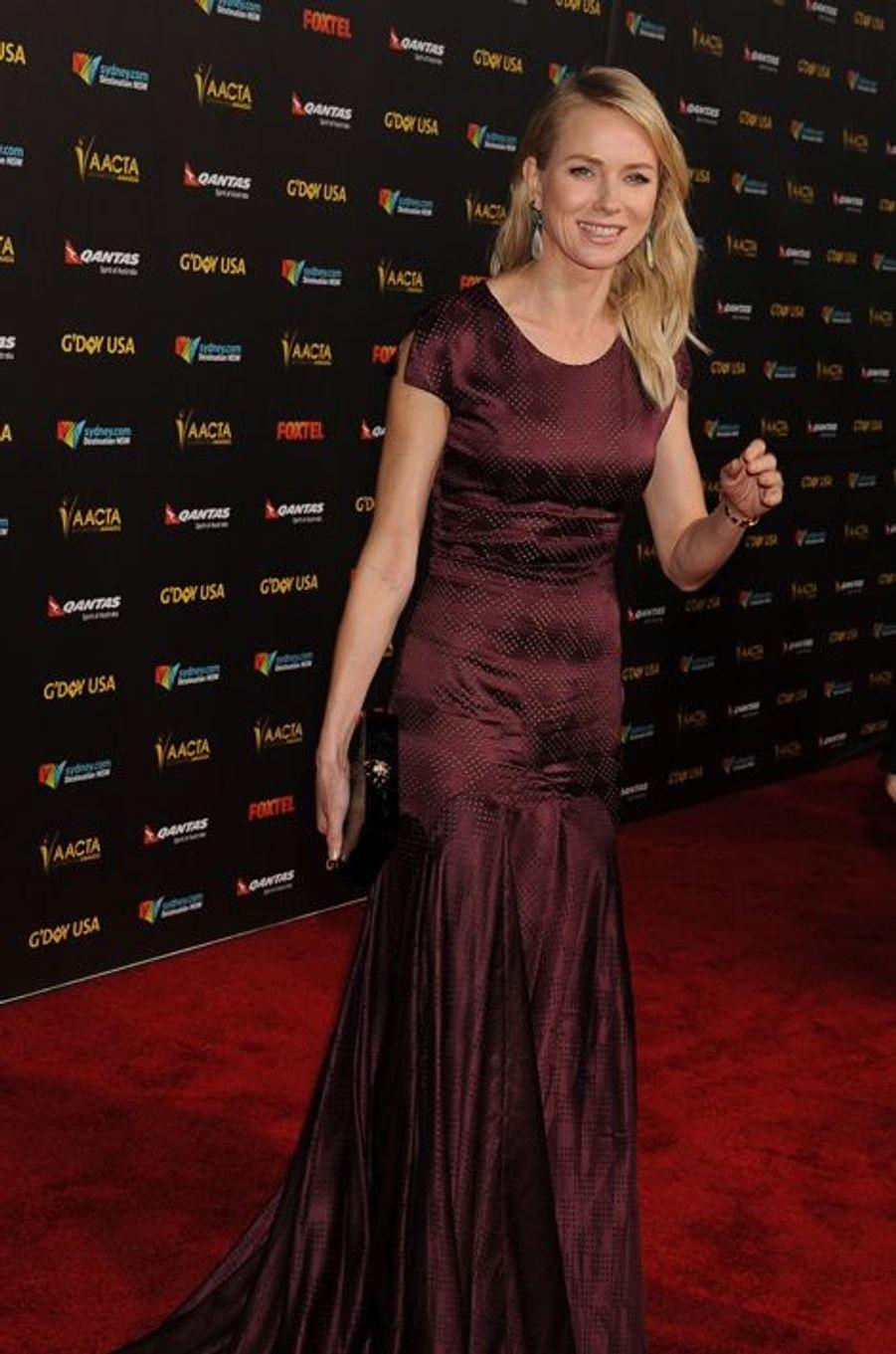 Naomi Watts à Los Angeles le 31 janvier 2015