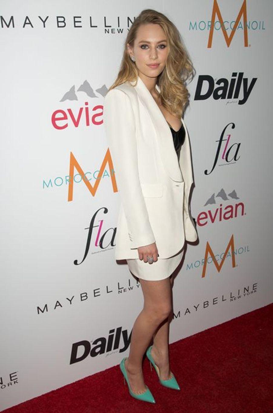 Dylan Penn, fille de Sean Penn et nouveau mannequin star à 23 ans