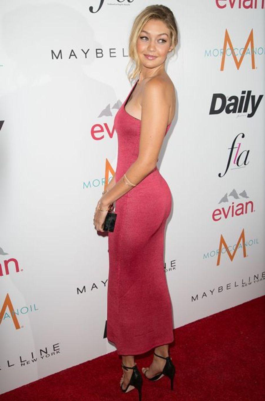 Gigi Hadid, nouvelle égérie Maybelline