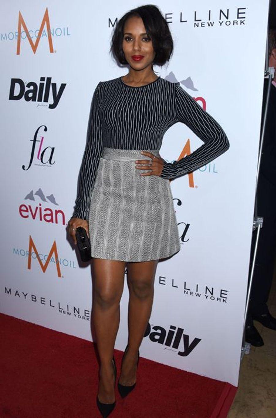 Kerry Washington aux Fashion Los Angeles Awards