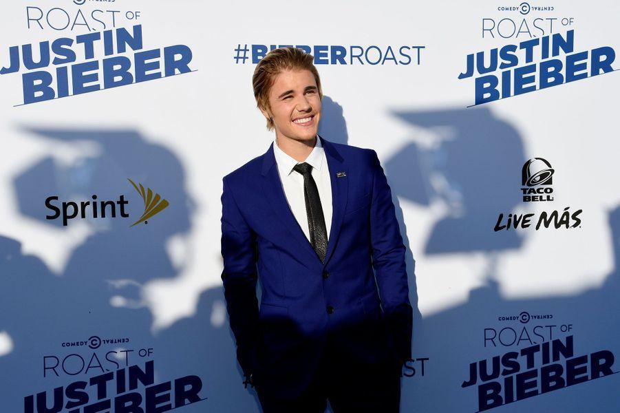 2 - Justin Bieber est suivi par près de 62 millions de followers