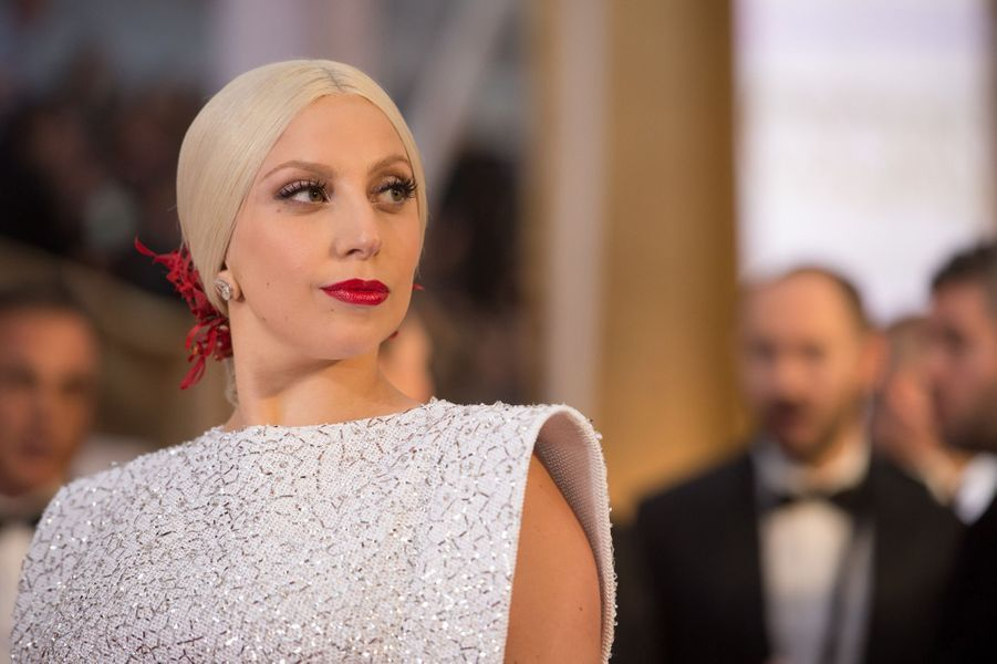 5 - Lada Gaga est suivie par plus de 45 millions de followers