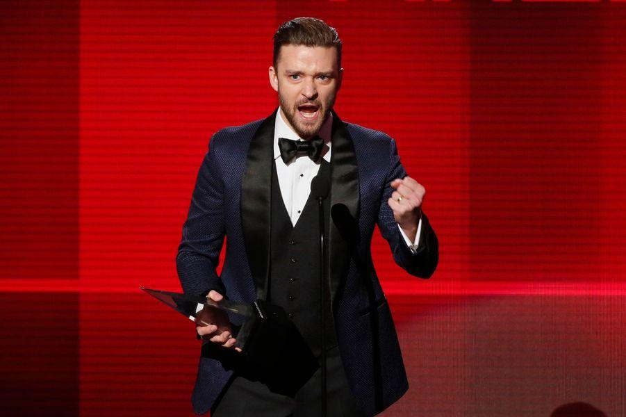 6 - Justin Timberlake est suivi par plus de 43 millions de followers
