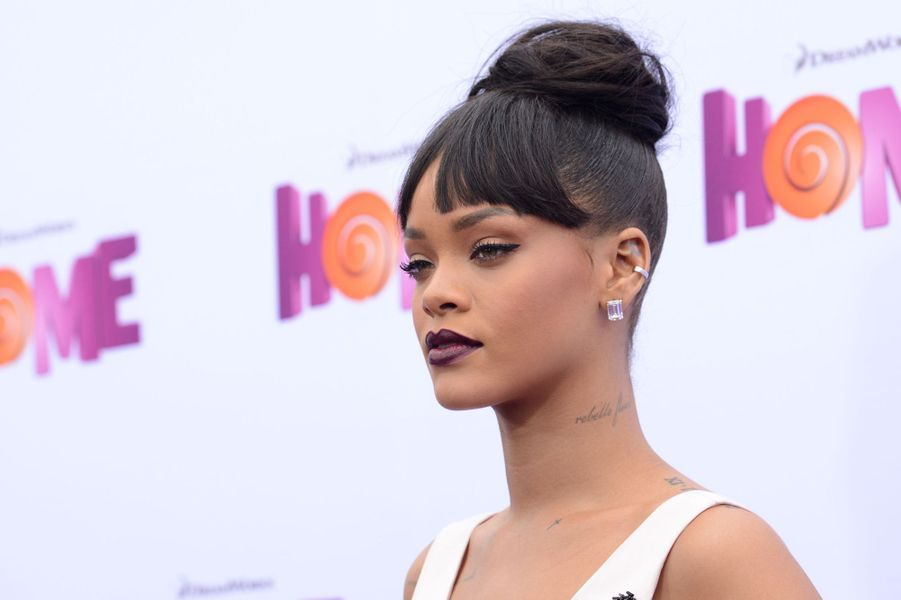 7 - Rihanna est suivie par plus de 42 millions de followers