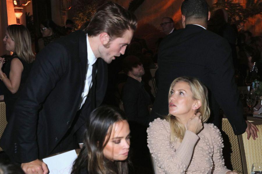 Robert Pattinson et Kate Hudson