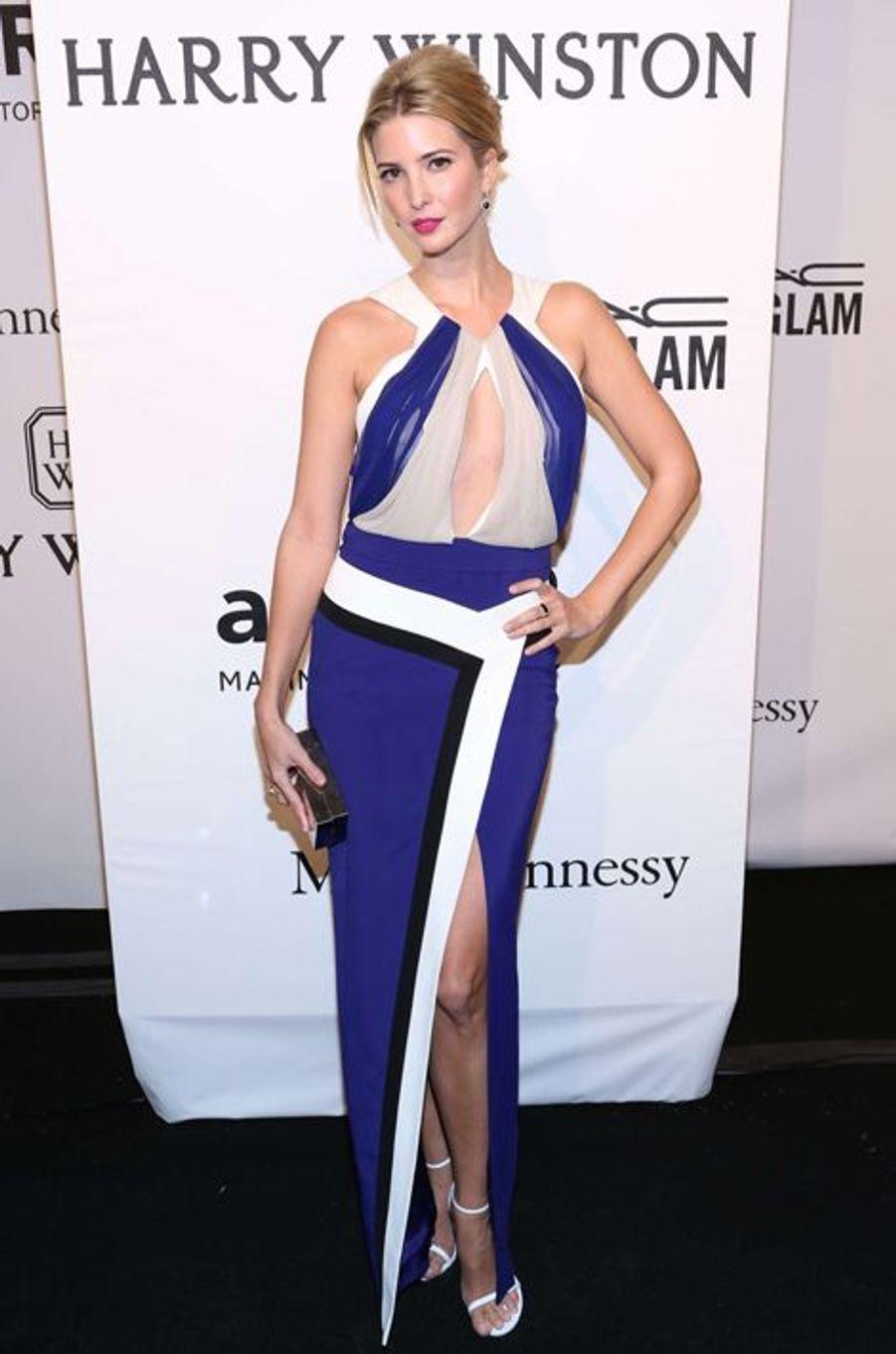 Ivanka Trump au gala de l'amfAR