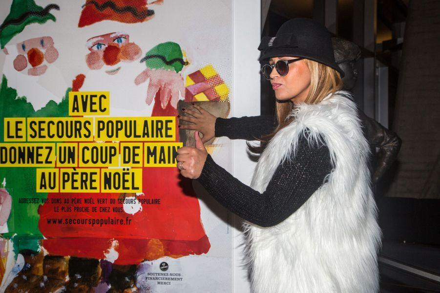 Lââm à Paris le 8 décembre 2014