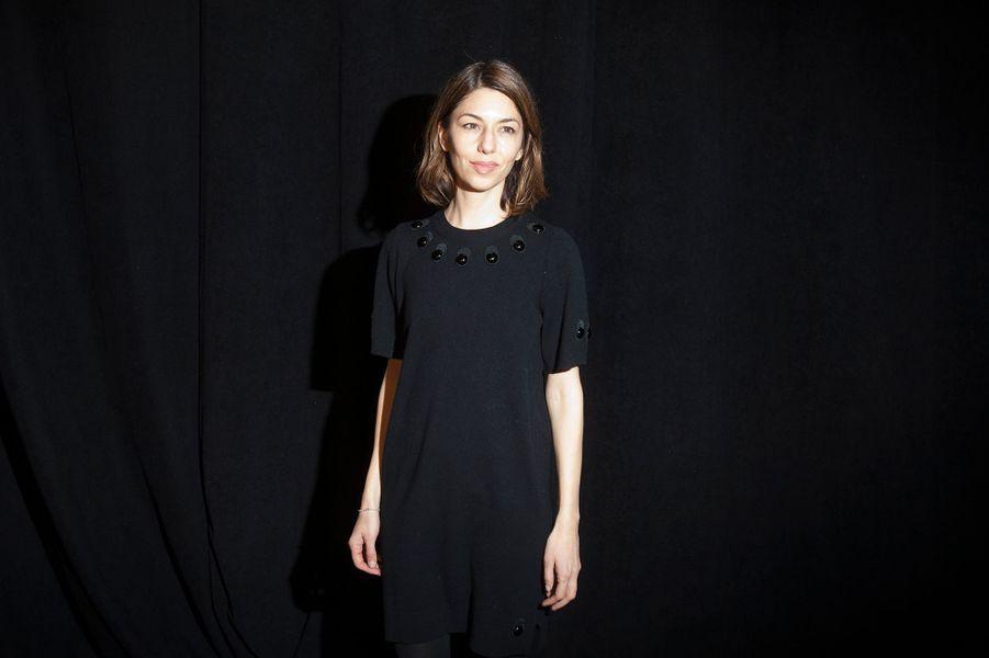 Sofia Coppola au défilé Marc Jacobs