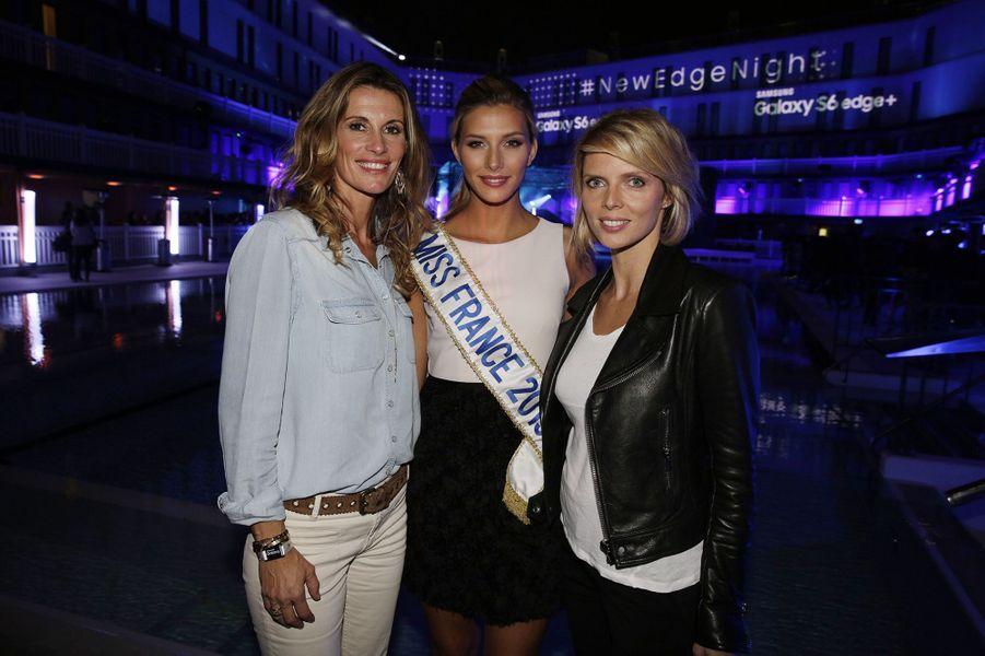 Sophie Thalmann, Camille Cerf et Sylvie Tellier