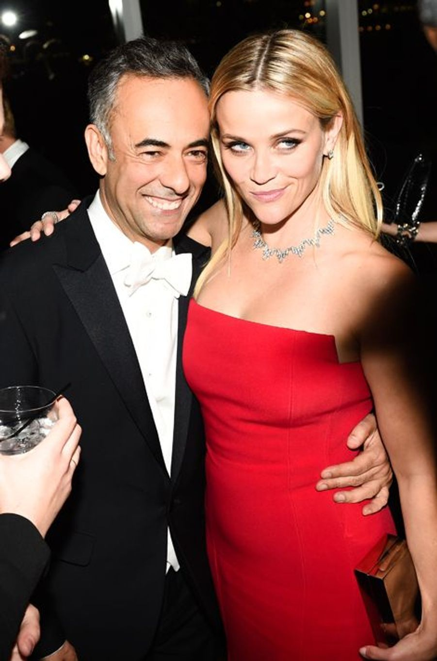 Francisco Costa et Reese Witherspoon