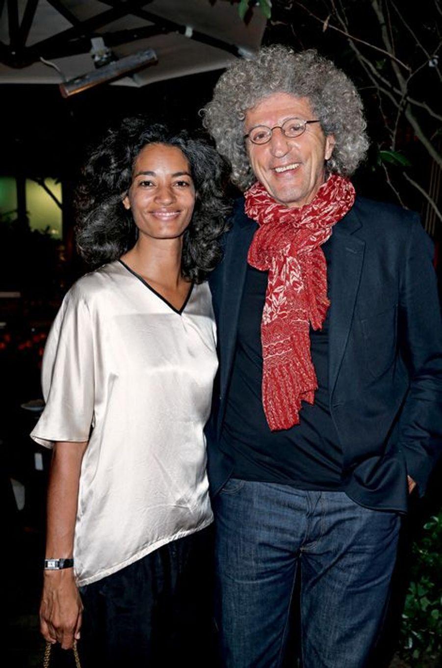 Isabelle et Elie ChouraquI.