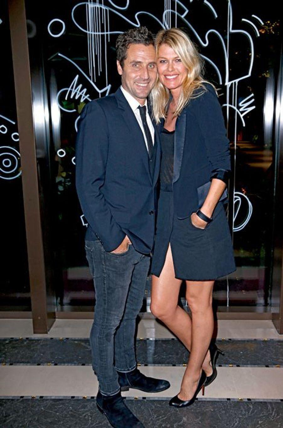 Jean-Baptiste Iera et Ingrid Seynhaeve.