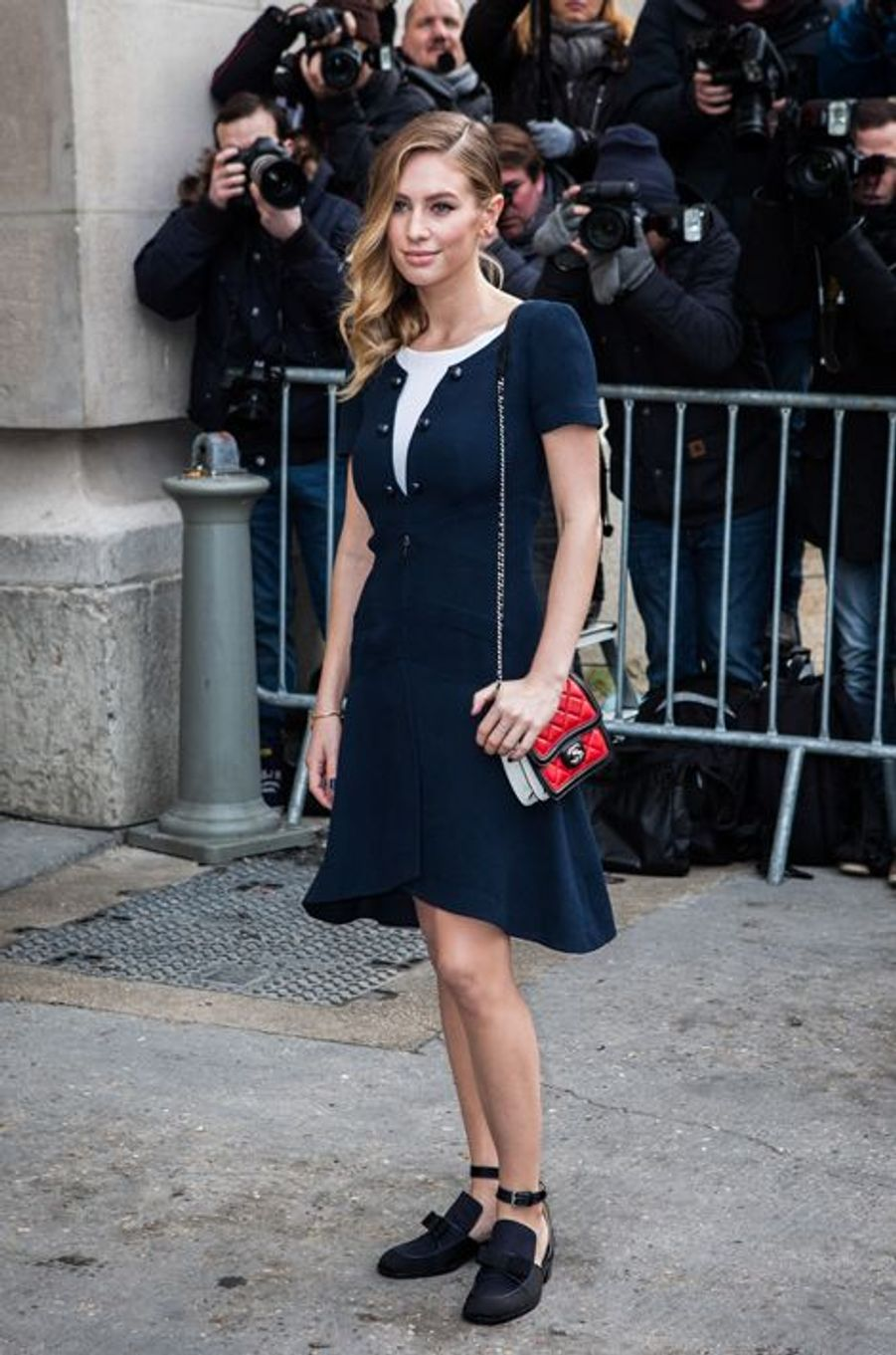 Dylan Penn au défilé Chanel Haute-Couture