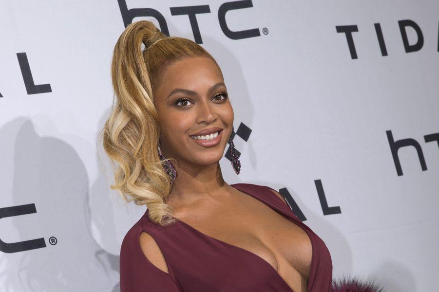 Beyoncé, 34 ans