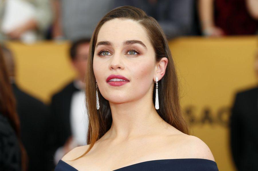 Emilia Clarke, 29 ans