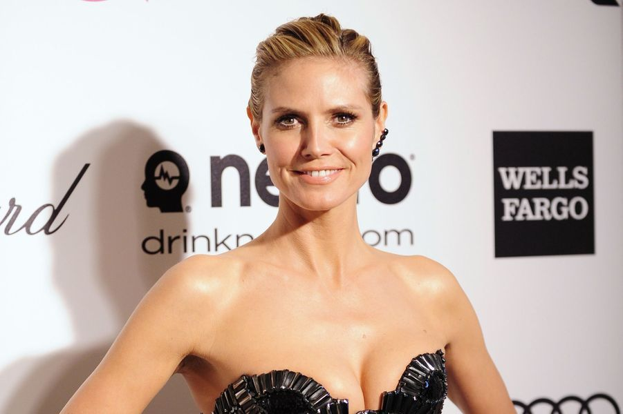 Heidi Klum, 42 ans