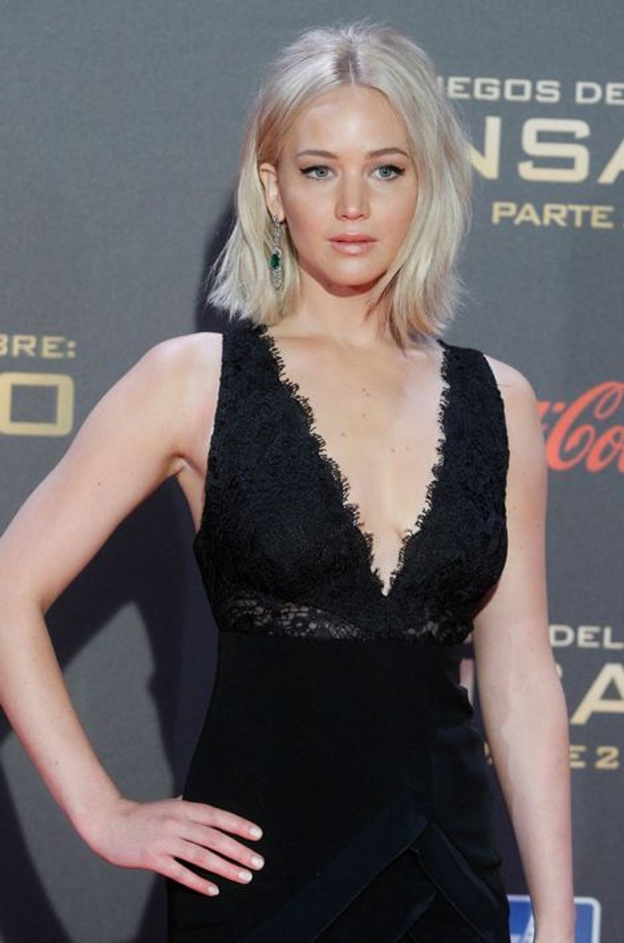Jennifer Lawrence, 25 ans