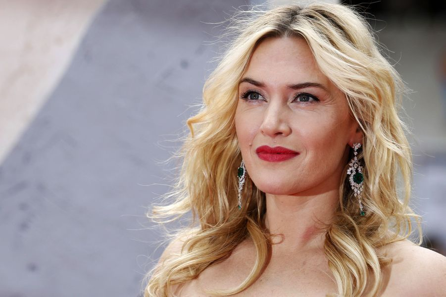 Kate Winslet, 40 ans