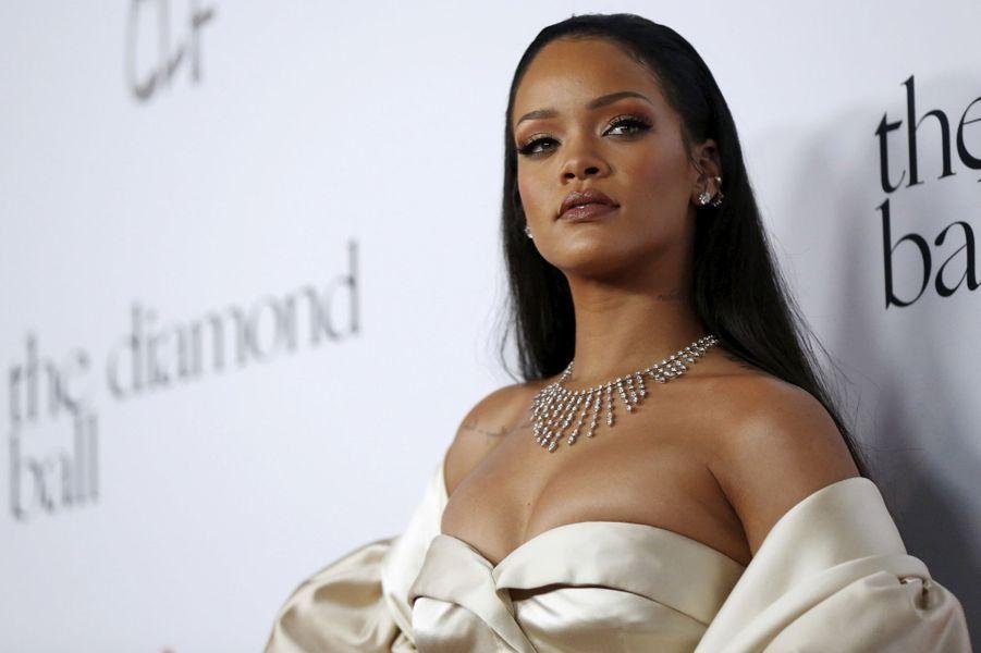 Rihanna, 27 ans