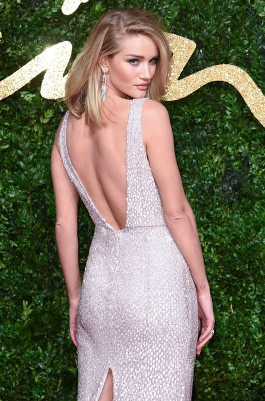 Rosie Huntington-Whiteley, 28 ans