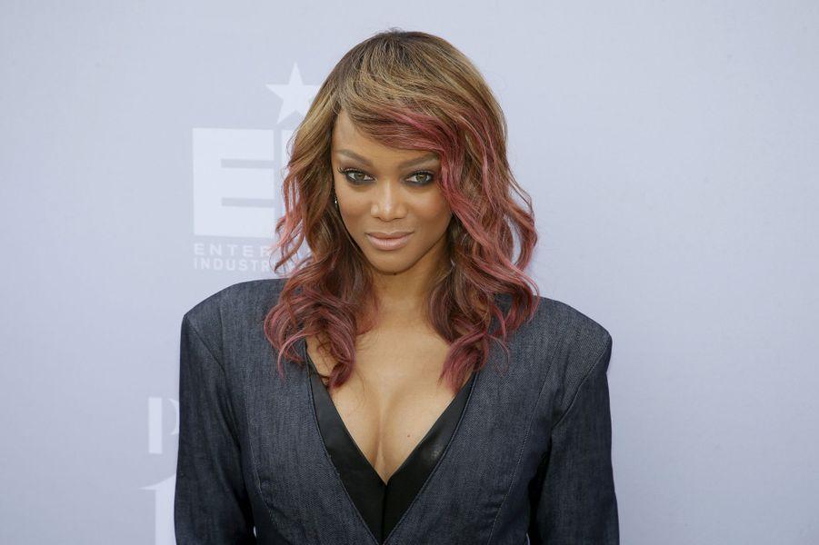 Tyra Banks, 42 ans