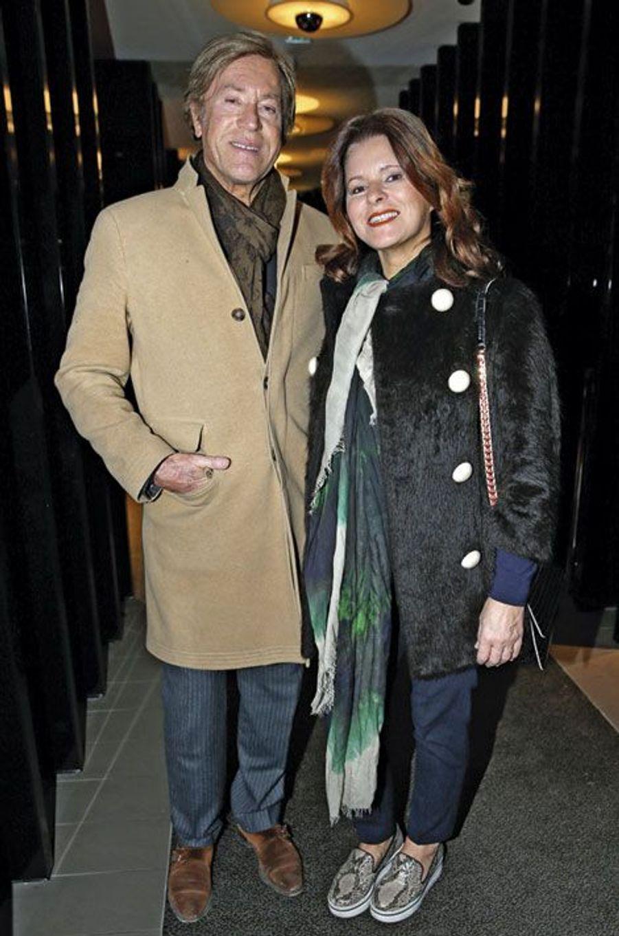 Joseph Pividal et Lolita Lempicka