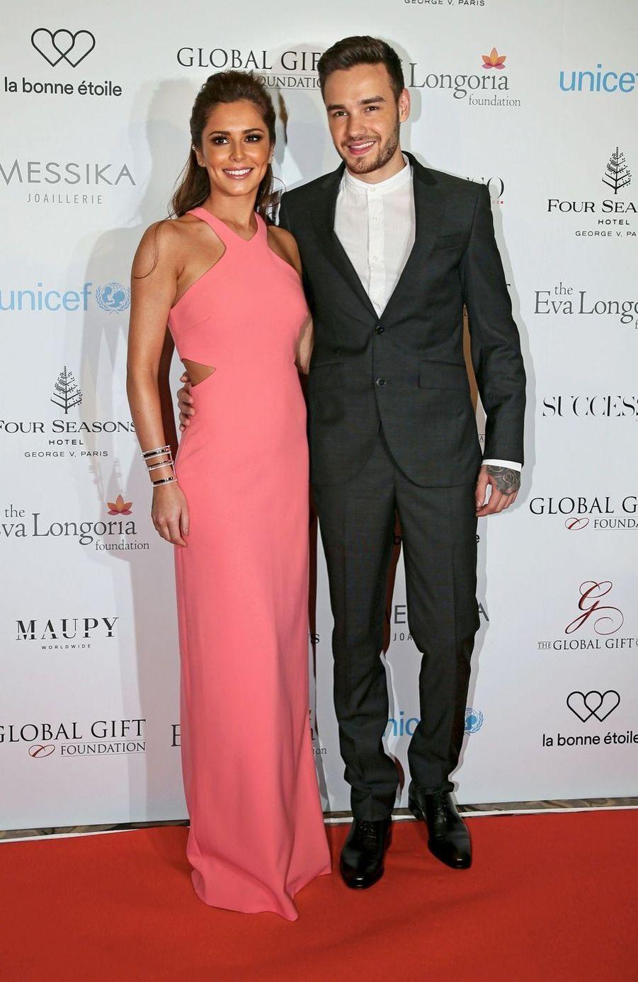 Cheryl et Liam Payne.