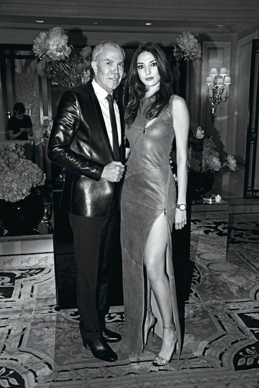 Jean-Claude Jitrois, Julia Assouline.