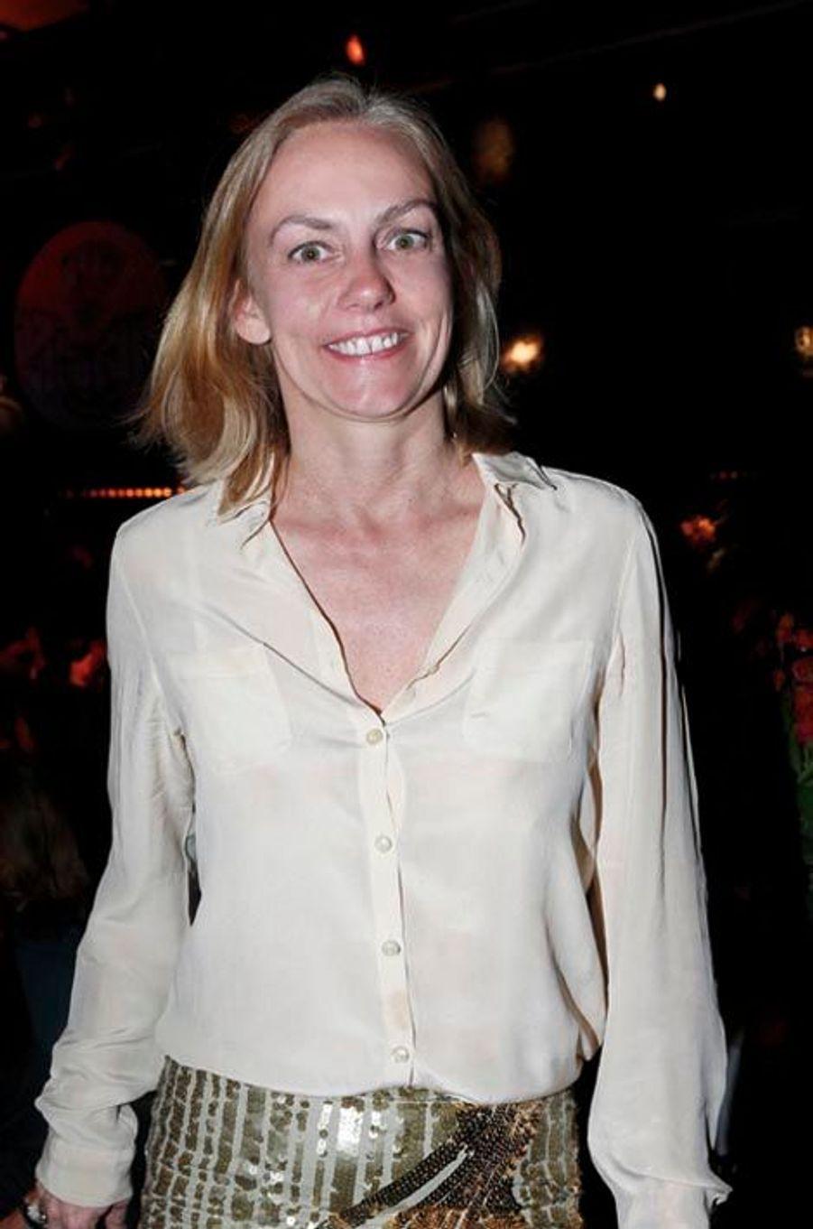 Créatrice d'Antik Batik, Gabrielle Cortese avait fait tous les costumes du spectacle.