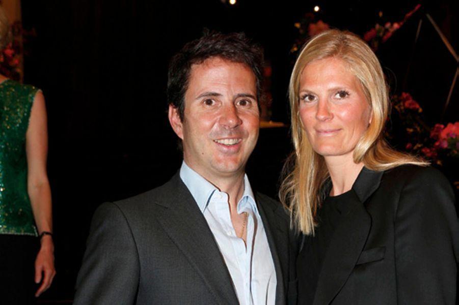 Ian Gallienne et Ségolène Frère-Gallienne.