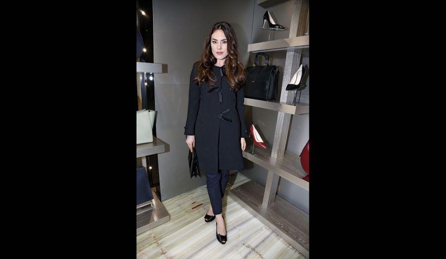 La fille d'Amanda Harlech, muse de Karl Lagerfeld, a choisi d'être actrice.