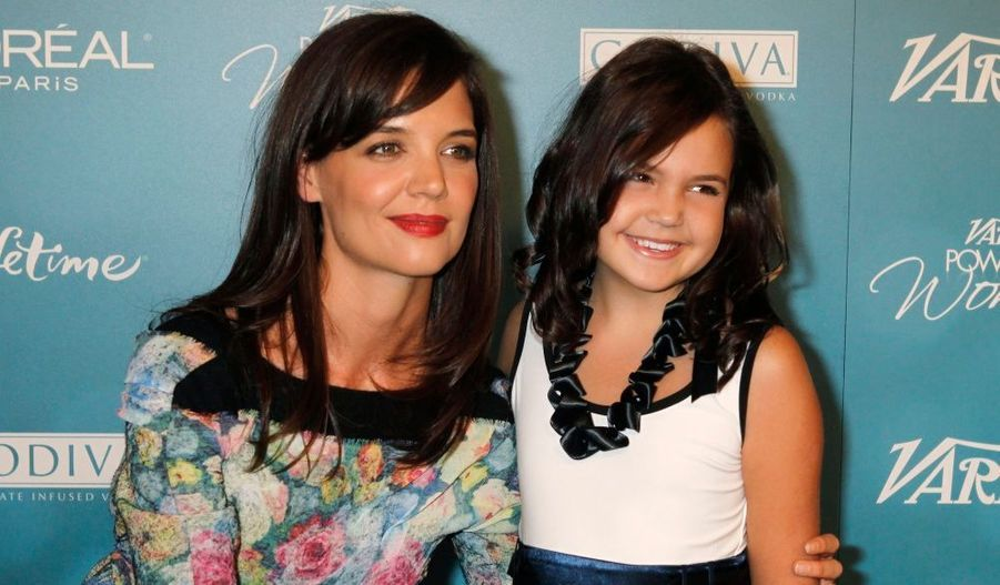 Katie Holmes et Bailee Madison