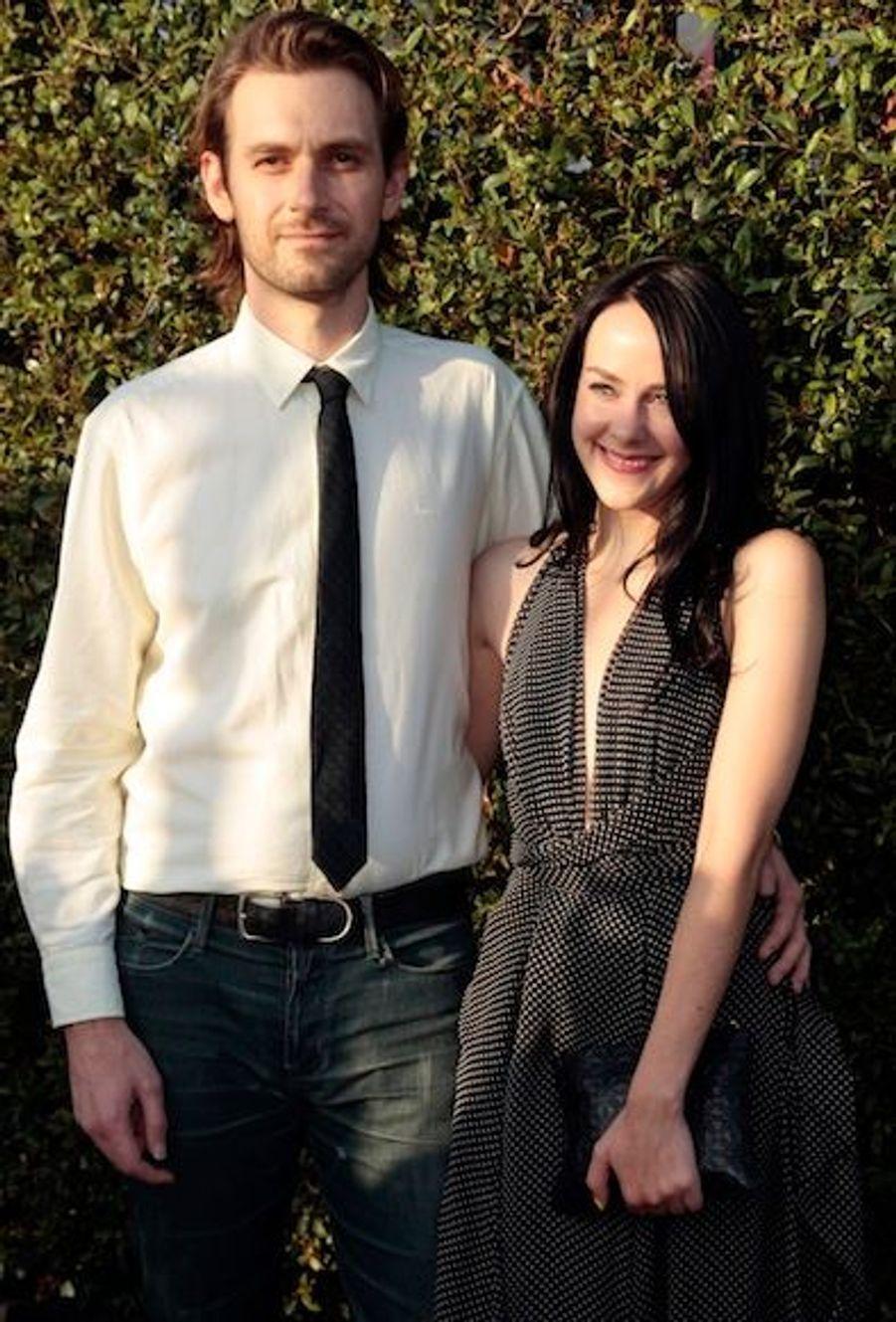 Galen Pehrson et Jena Malone