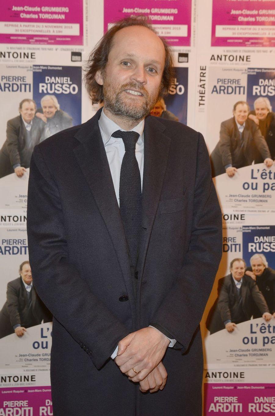Jean-Marc Dumontet à Paris le 21 mars 2016
