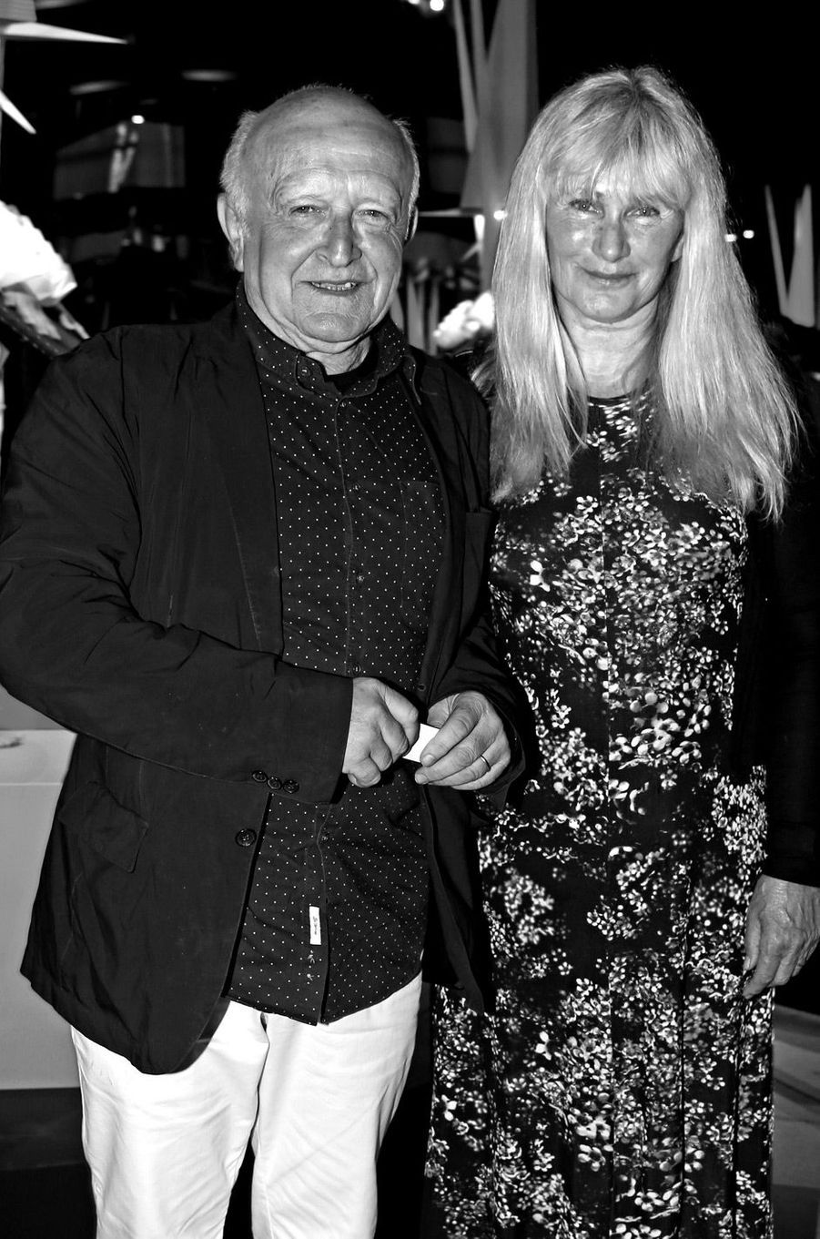 Bertrand Lavier et Gloria Friedmann.