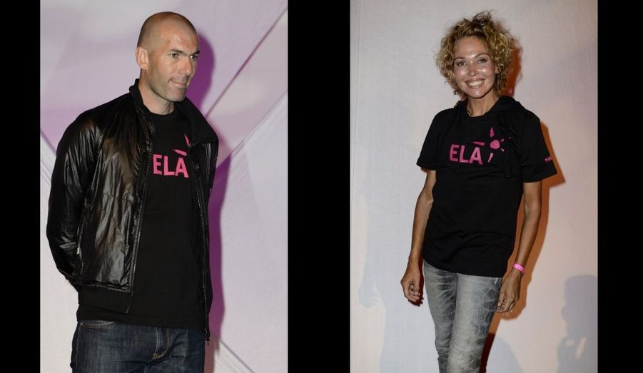 Zinedine Zidane et Indra