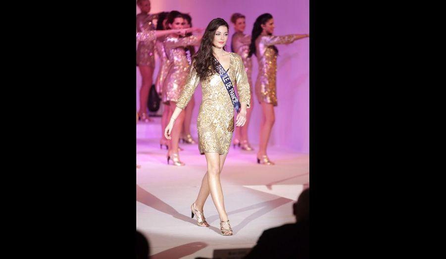 Miss Ile-de-France, troisième Dauphine