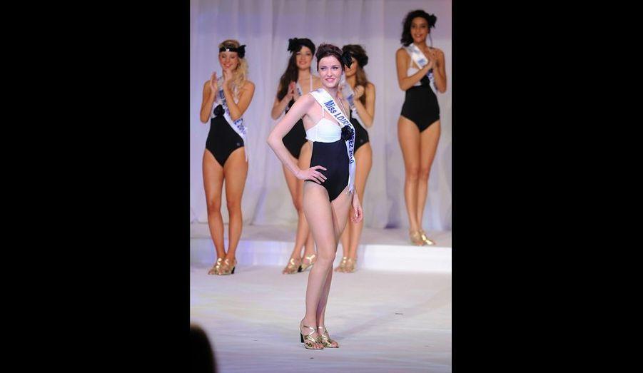 Miss Loire-Forez, deuxième Dauphine