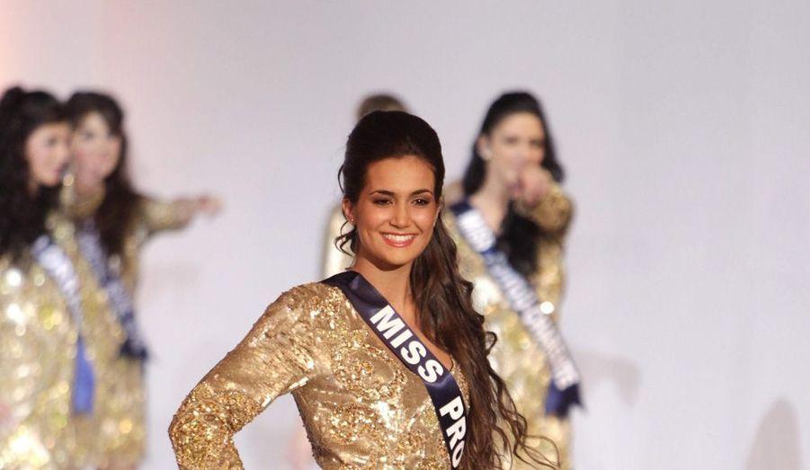 Miss Provence, l'élue, s'appelle Barbara Morel