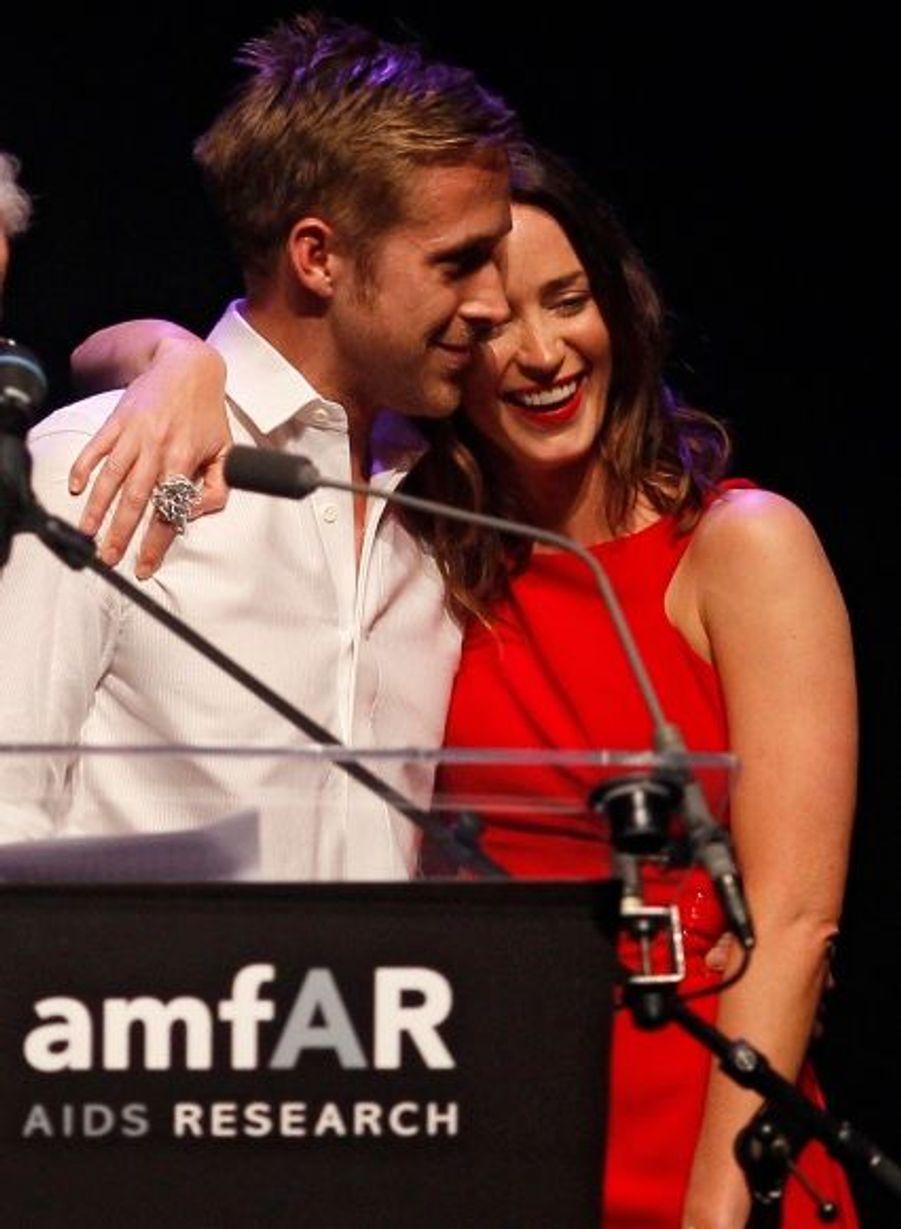 Ryan Gosling et Emily Blunt.