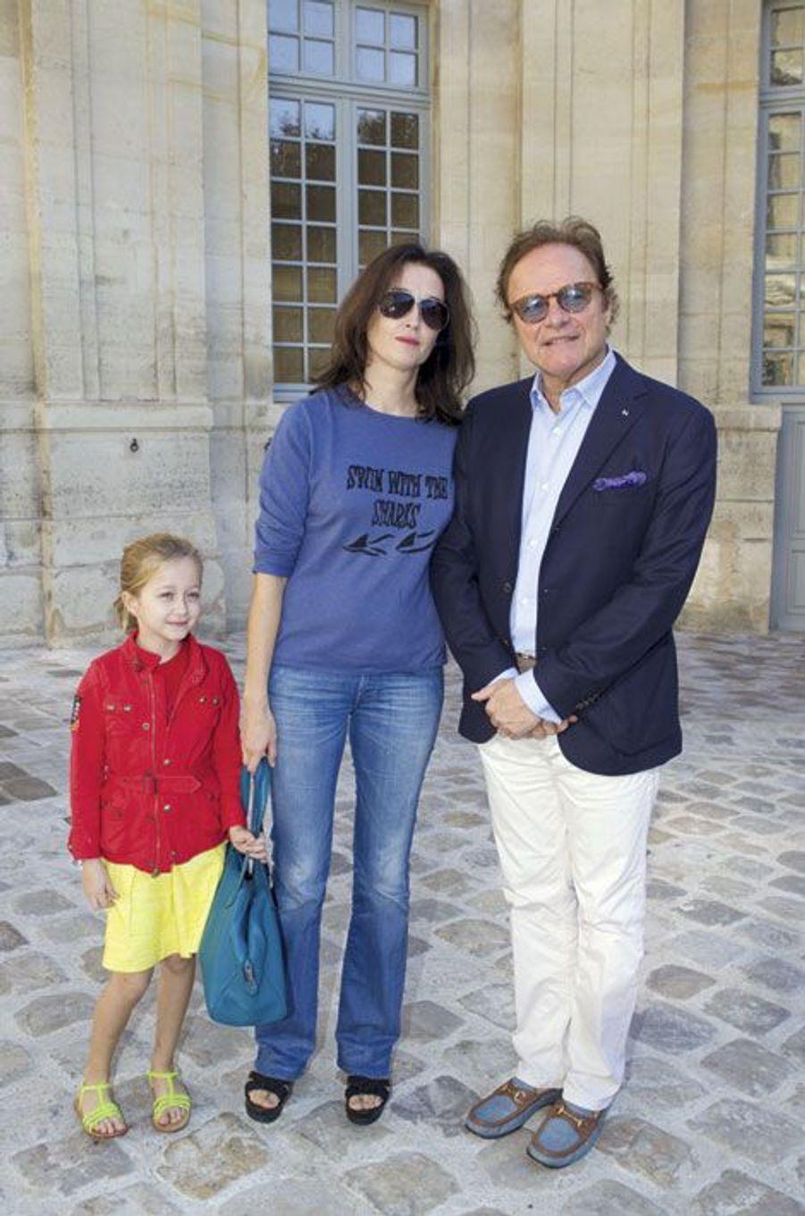 Angélique, Diane, et Guillaume Durand
