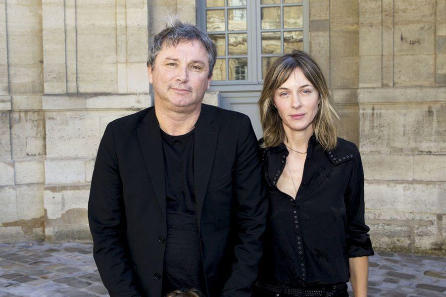 Thierry Gillier et Cecilia Bonstrom