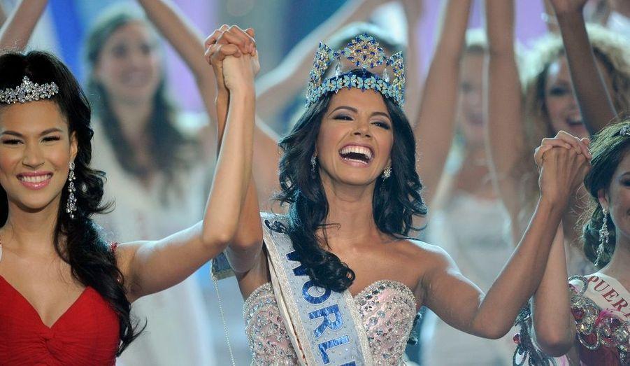 Miss Venezuela, la divine Ivian Sarcos, a été couronnée du titre de Miss Monde 2011 lors d'un grand show organisé à Londres. C'était la soixantième édition du concours, à ne pas confondre avec les Miss Univers.