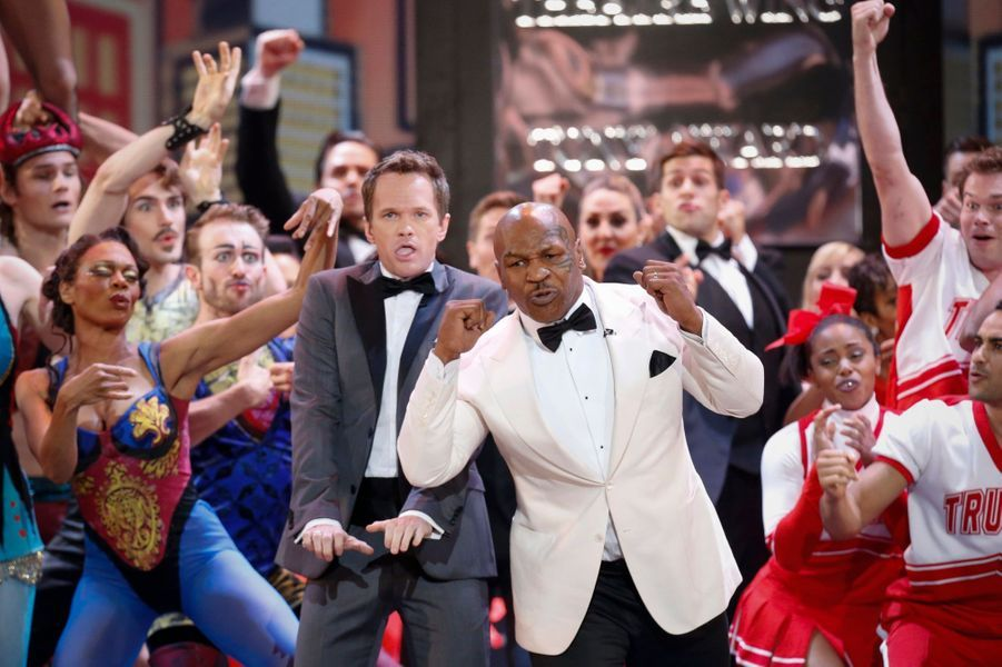 Le show impressionnant des Tony Awards